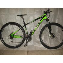 Bicicleta Rin 29 Venzo Scud 16 Shimano Altus Y Acera..