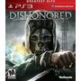 Dishonored Para Playstation 3 Ps3