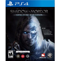 Middle Earth Shadow Of Mordor Goty Ps4 Nuevo Domicilio - Jxr