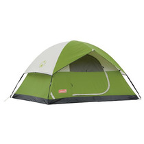 Carpa Coleman Sundome 4 Personas Camping 2,74x 2,13 Metros