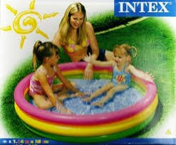 Piscina inflable ni os intex for Piscina inflable intex