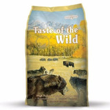 Taste Of Wild High Prairie Canine 30lb +ob