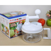 Chef Dini Picadora Swift Chopper Multi Usos Alta Calidad