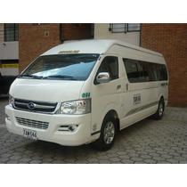 Alquiler De Vans En Bogotá, Para Expresos, Paseos Y Relevos