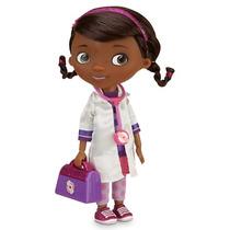 Muñecas Disney Talking Habla - Doctora Juguetes Mcstuffins