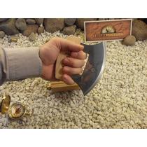 Cuchillo Esquimal Tipo Ulu De Alaska Vende Tierraventura