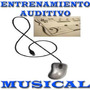 Entrenamiento Auditivo Musical Aprend Lee Escribe Partituras