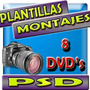 Plantillas Psd Photoshop Profesionales 2011 Fotomontaje Full