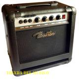 Amplificador Boston Gb-20 De 20w Para Bajo Electrico /