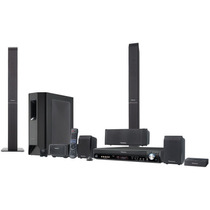 Home Theater Panasonic Sa-pt950 5-dvd Bocinas Inalambricas