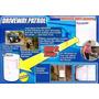 Sensor  Proximidad Movimiento Alarma, Anunciador Sin Cables