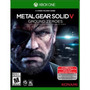 Metal Gear Solid 5 V Xbox One