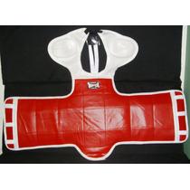 Pechera Doble Faz, Artes Marciales, Taekwondo, Karate