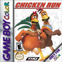 Chicken Run / Gameboy Color Gbc / Advance Gba