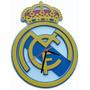 Reloj Pared Real Madrid En Madera Clubes Europeos