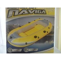 Bote Inflable- 2 Personas Hydro Force Raft Naviga Bestway