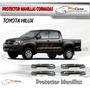 Kit Cromado Manillas Retrovisores Toyota Hilux Vigo Kavak