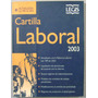 Cartilla Laboral 2003