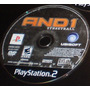 And 1 Street Ball- Solo Dvd - Ver Video / Playstation 2 Ps2