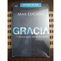 Gracia, Estudio En Dvd, Max Lucado