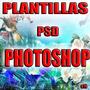 Plantillas Photoshop Boda Quince Graduacion Bautizo Infantil