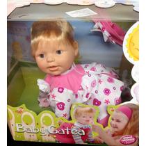 Baby Gatea Muñeco Español - Berjuan