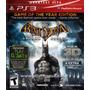 Entrega Hoy Batman Arkham Asylum Game Of Year Edition Ps3