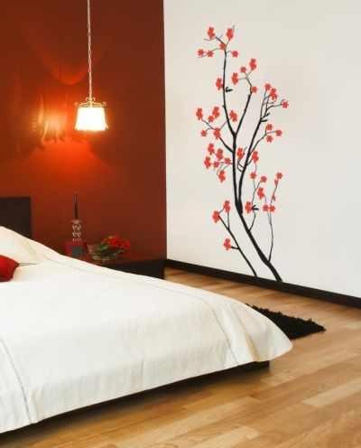 Decoracion para habitaciones de la casa en vinilo adhesivo for Decoracion vinilos
