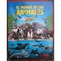 Album Chocolatinas Jet Mundo De Los Animales Medio Lleno