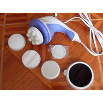 Masajeador Reductor Vibrador Reduce Celulitis Y Gorditos D+