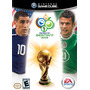 Fifa World Cup Germany 2006 / Futbol Soccer / Gamecube Wii
