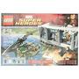 Juguete Iron Man Lego Cafe
