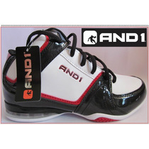 Tenis Zapatatillas And1 Basketball Nba Baloncesto Exclusivos