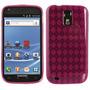 Estuche Hot Pink Tpu Para Samsung Galaxy S2 Sii T989 T-mobil