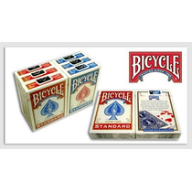 Baraja De Cartas Para Poker Marca Bicycle Standard - Nueva