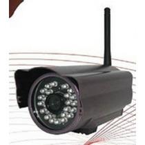 Camara Vigilancia Ip Wifi Exterior Vision Nocturna Internet