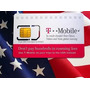 Sim Card Prepago T-mobile Usa