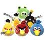 Peluches - Angry Birds 18 Cms Surtidos - Originales