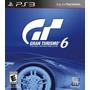 Gran Turismo 6 Para Ps3 Nuevo Y Sellado - Mr. Electronico