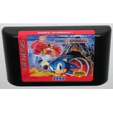 Sonic Spinball / Sega Genesis