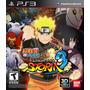 Naruto Shippuden Ultimate Ninja Storm 3 Ps3 Xbox 360 Nuevo