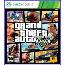 Grand Theft Auto V Gta 5 Xbox 360 Nuevo - Mr. Electronico
