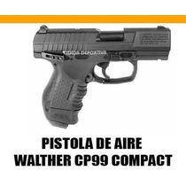 Pistola De Aire Walther Cp99 +balines+dianas+pipetas