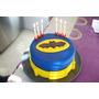Torta Cumpleaños Batman