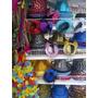 Accesorios Hora Loca, Manillas Neon,sombreros,gafas,espuma