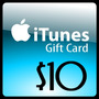 Tarjeta Apple Gift Card $10 - App Store Iphone Ipad Ipod
