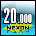 Nexon 20.000 Nx Cash - Carga Nx En Warrock Y Combat Arms Eu