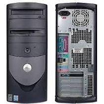 Pc Usado Dell Optiplex Gx 280 Pentium 4 Ht Doble Canal