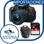 Canon T5i+lente 18 55+memoria16gbsclass10+bolso+1 Año Garant