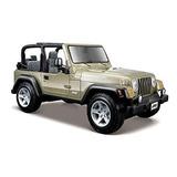 Auto A Escala 1:27 Maisto Edicion Especial Jeep Envío Gratis